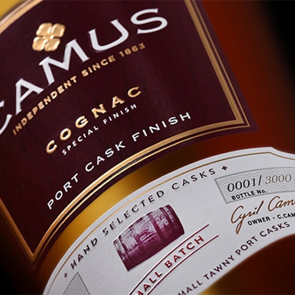 Camus Cognac Port Cask Finish 70cl
