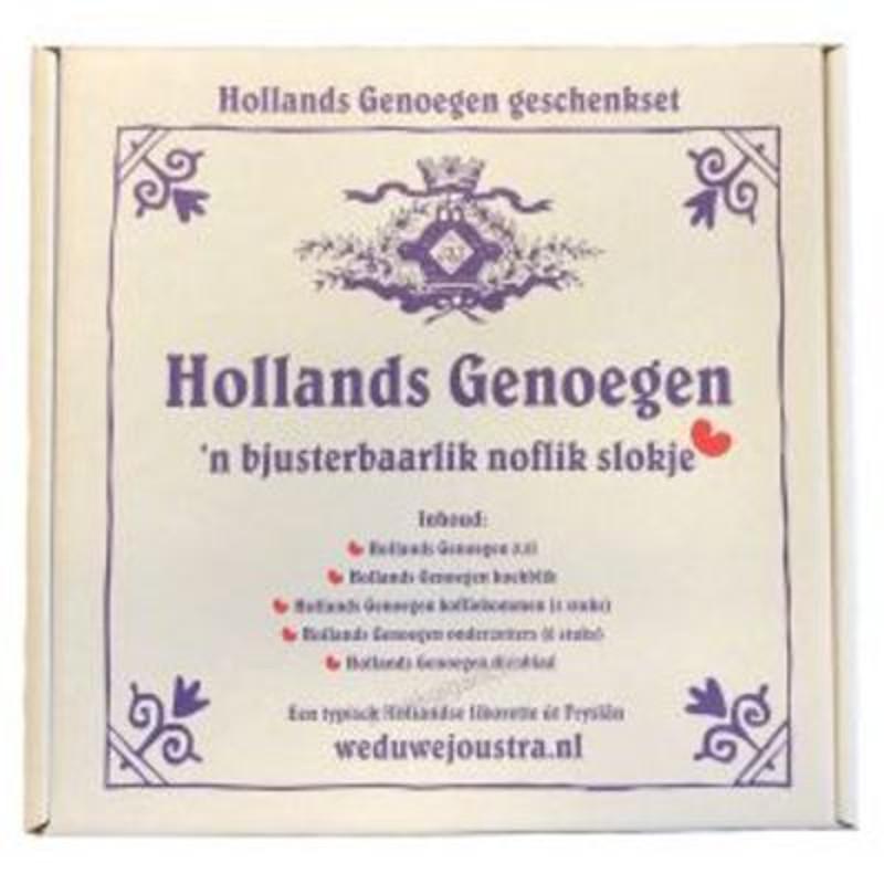Hollands Genoegen 50cl Cadeaudoos