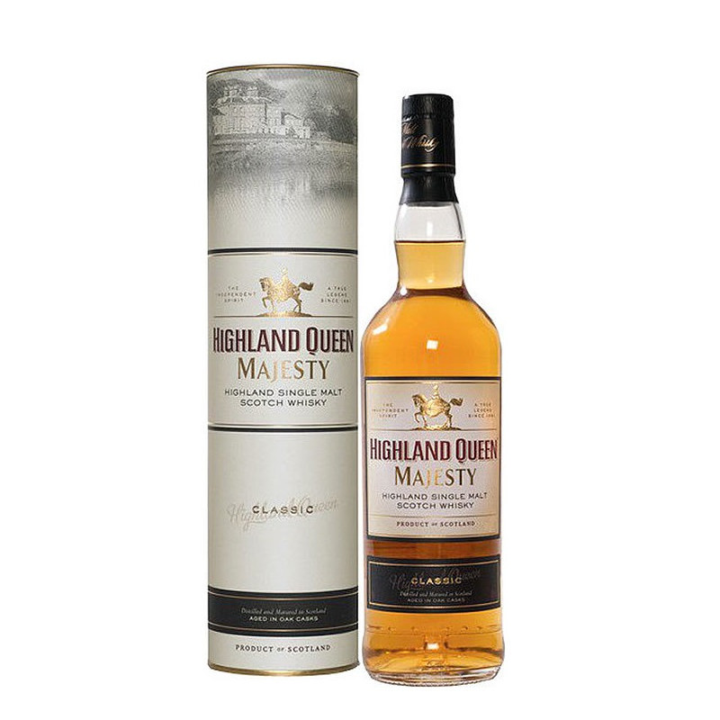 Highland Queen Majesty Classic Single Malt 70cl