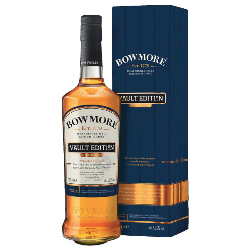 Bowmore Vault Edition No.1 70cl
