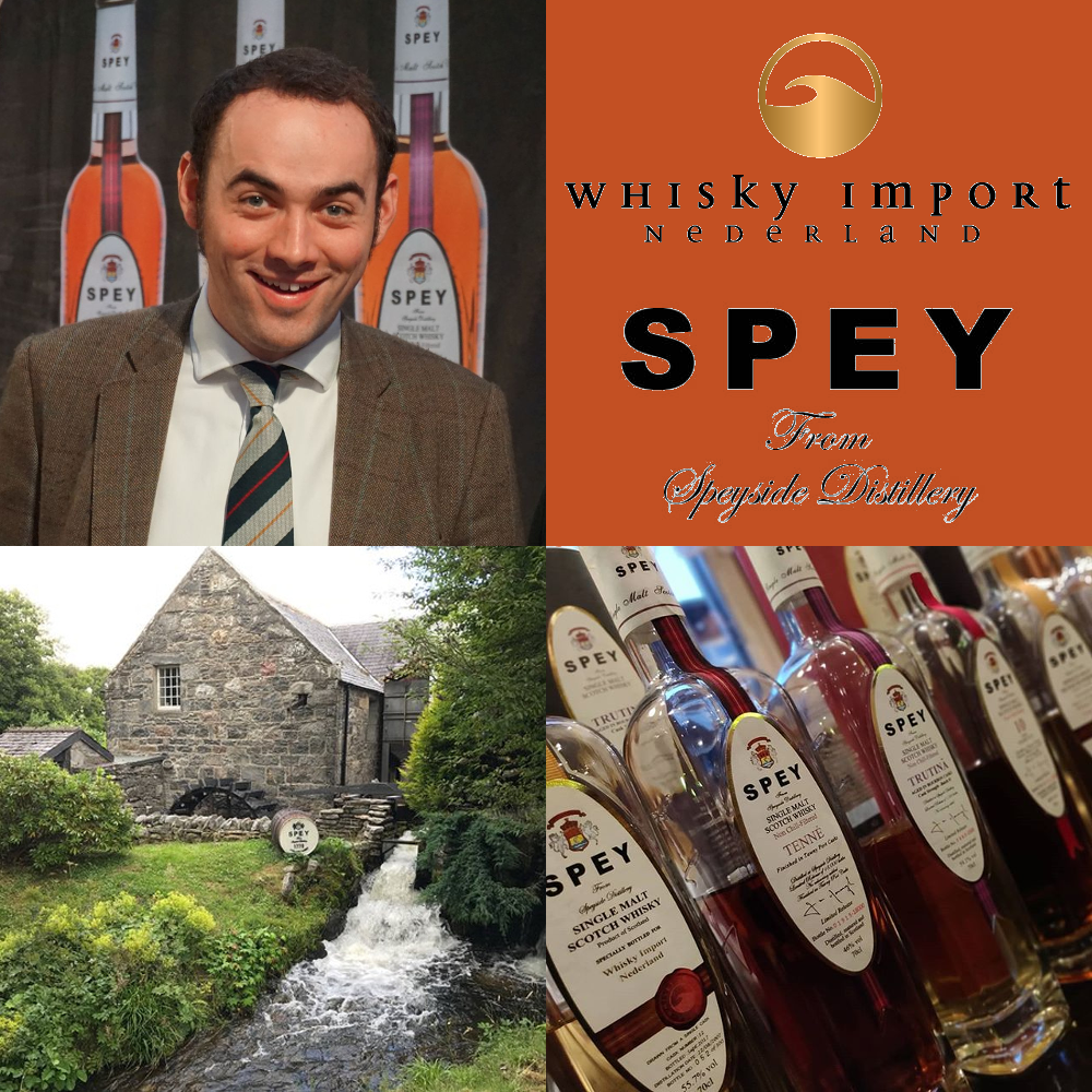 Inschrijving Spey Tasting 26-9-2019