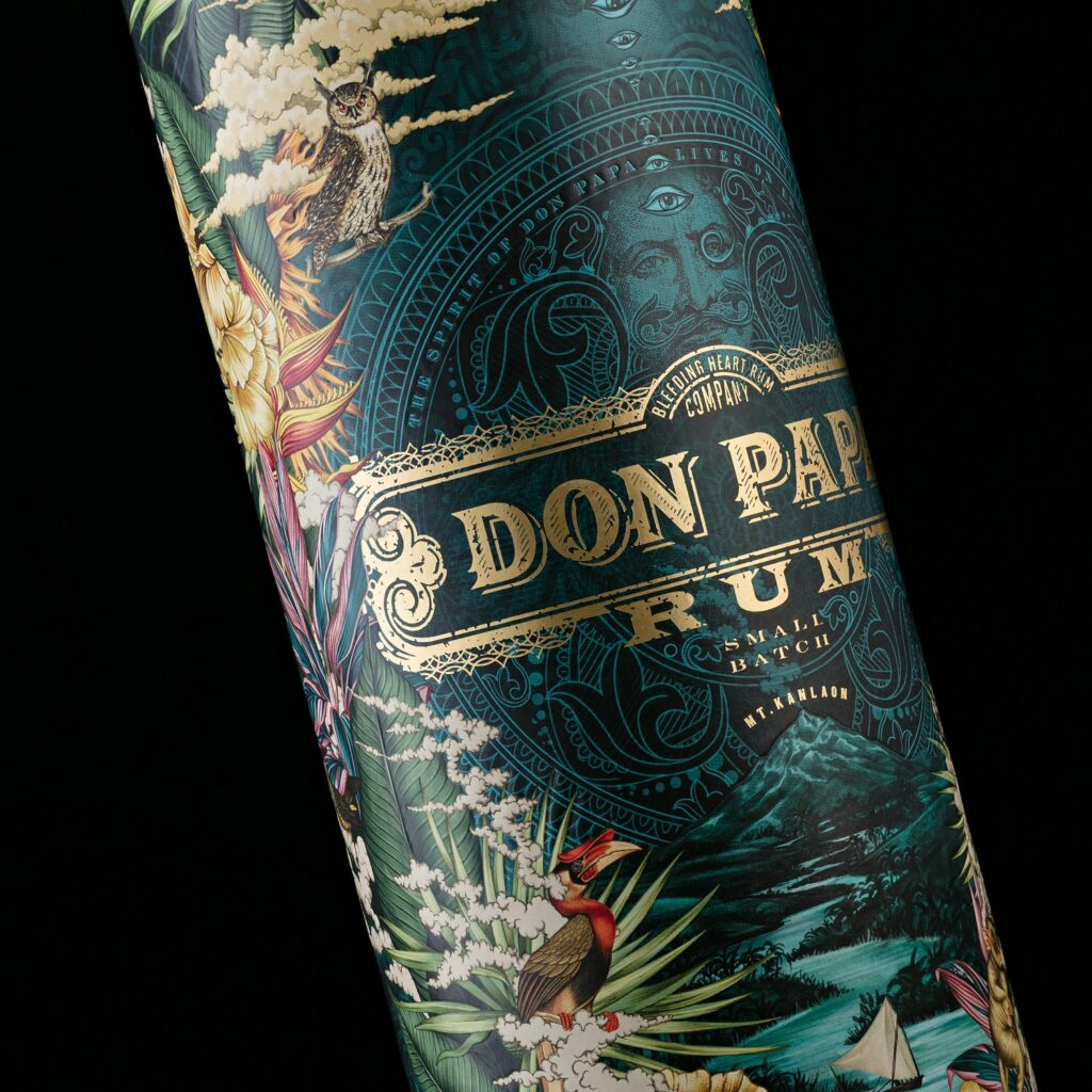 Don Papa Cosmic Canister 70cl