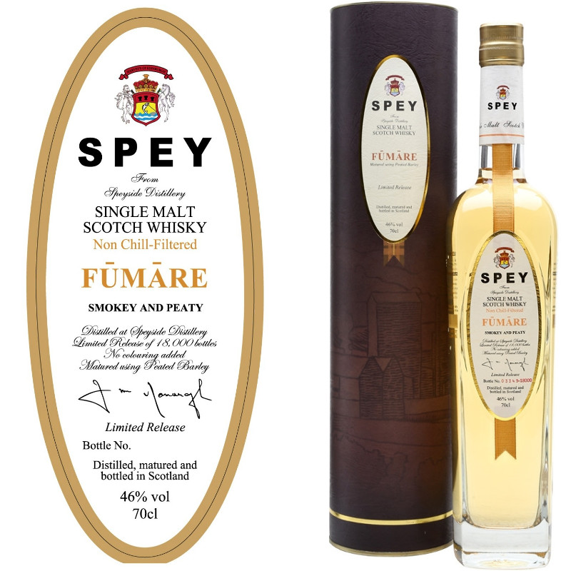 Speyside Spey Fumare 70cl