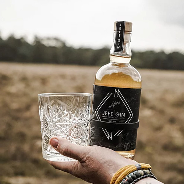 Jefe Gin 50cl