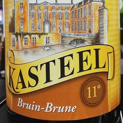 Kasteel Bruin - Brune 75cl Vintage 2009