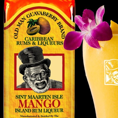 Old Man Guaveberry Brand Mango Rumlikeur 70cl