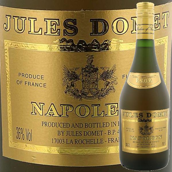 Jules Domet Napoleon Brandy 70cl