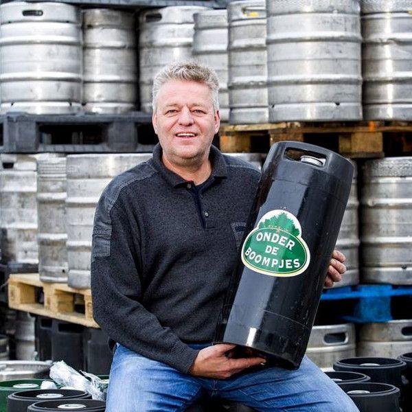 Onder de Boompjes Bier Fust 50 Liter