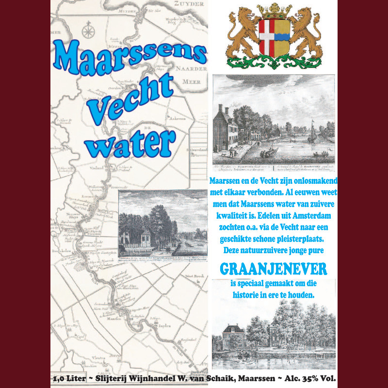 Maarssens Vechtwater 100cl