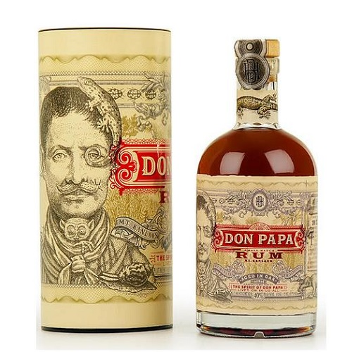 Don Papa Small Batch 7Y 70cl