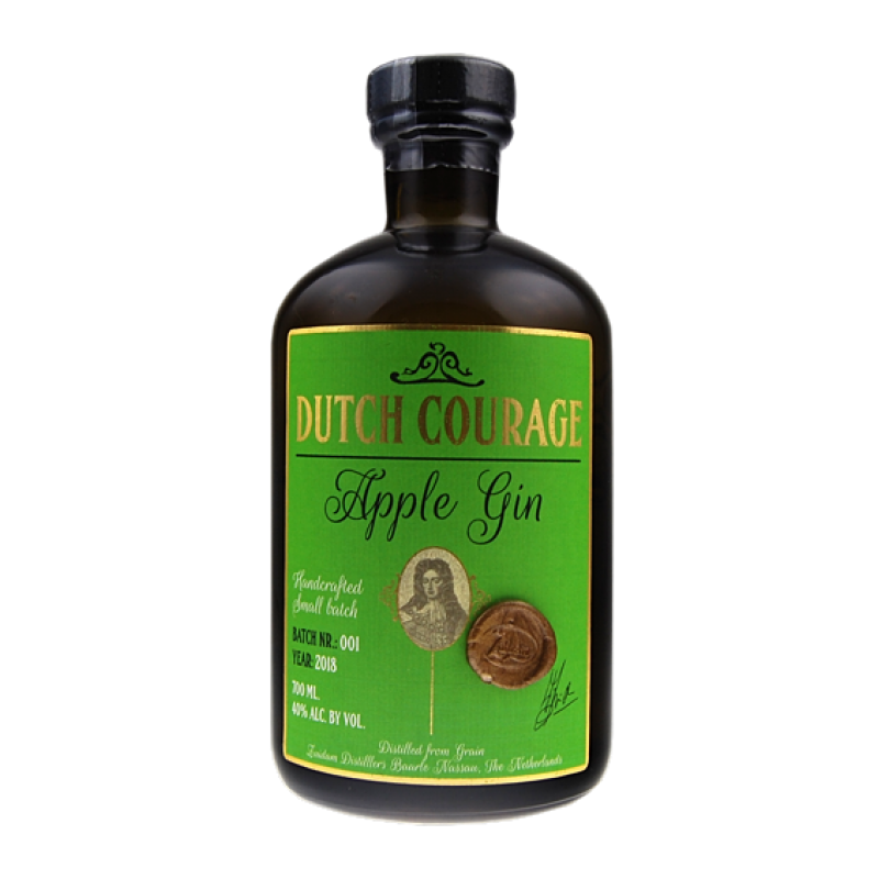 Dutch Courage Apple Gin 70cl
