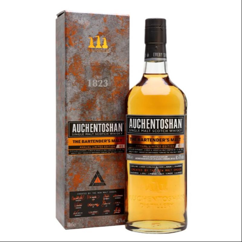 Auchentoshan The Bartender's Malt #1 70cl
