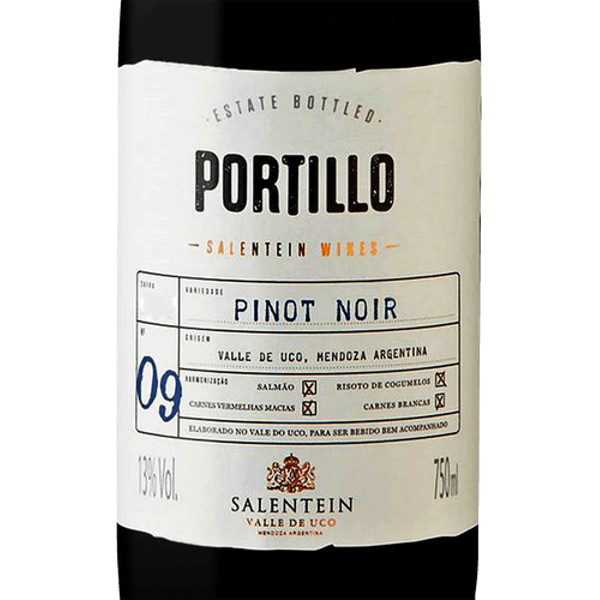 Portillo Pinot Noir 75cl