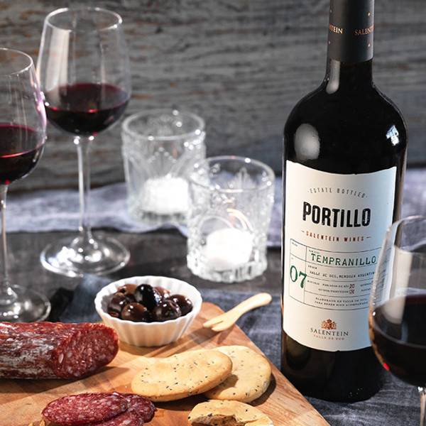 Portillo Tempranillo 75cl