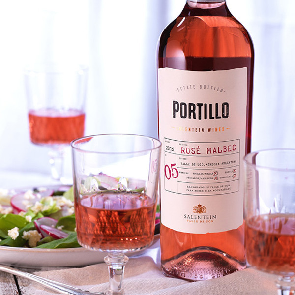 Portillo Rosé Malbec 75cl